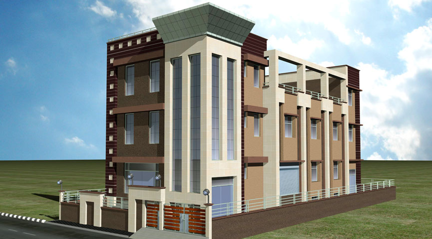 Raj P Rawat & Associates Architects & Interior Designers Sector-15 Noida, Planners, Town Planners Noida, Buidling Engineers Greater Noida, Civil & interiors Ghaziabad